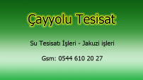 ÇAYYOLU TESİSAT