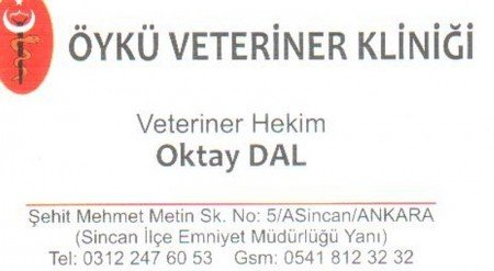 SİNCANDA VETERİNER