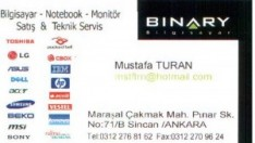 SİNCAN NOTEBOOK SERVİSİ