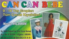 CAN CAN BEBE