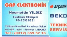 İNCİRLİDE ELEKTRONİK