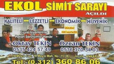 İNCİRLİDE SİMİT CAFE