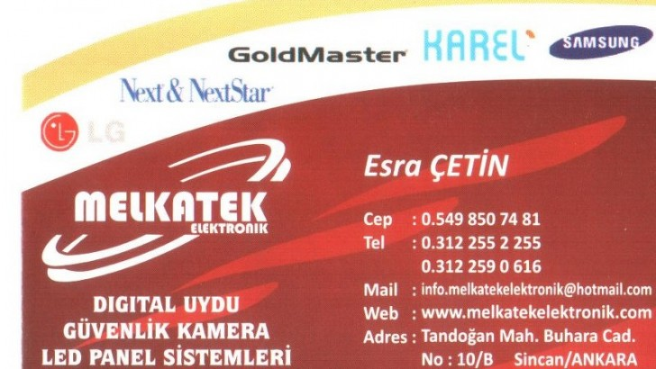 SİNCANDA ELEKTRONİK