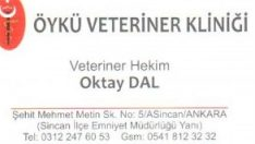 ÇAKIRLAR VETERİNER